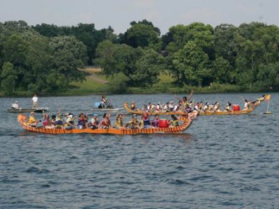 Dragon Festival Boat Races
