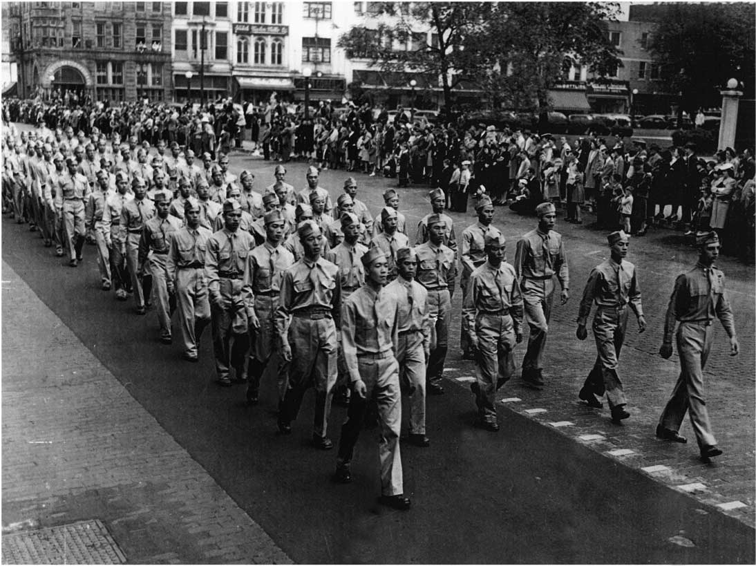 Congressional Gold Medal for WWII Chinese American Veterans initiative