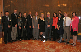 Speakers and staff of CIAC